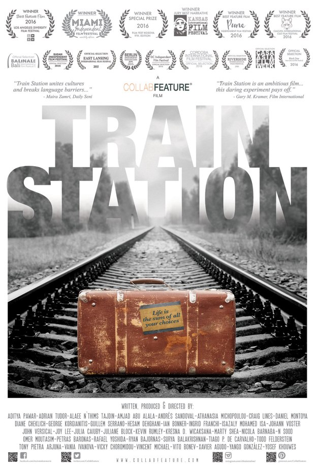 TrainstationPoster